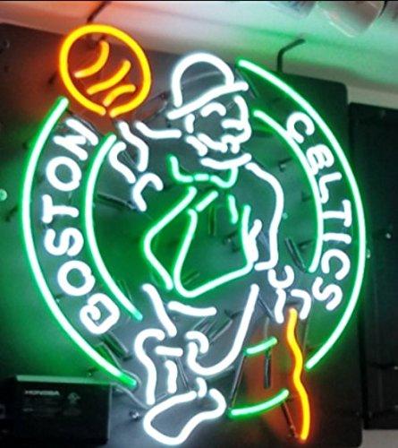 Urby™ 24''x20'' Boston Sports Club Celtic Neon Light Sign Beer Bar Handicraft SP125