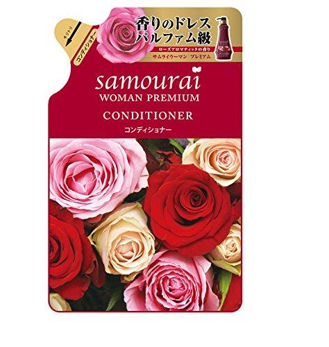 Price comparison product image Samourai Woman Premium Conditioner Refill 370ml