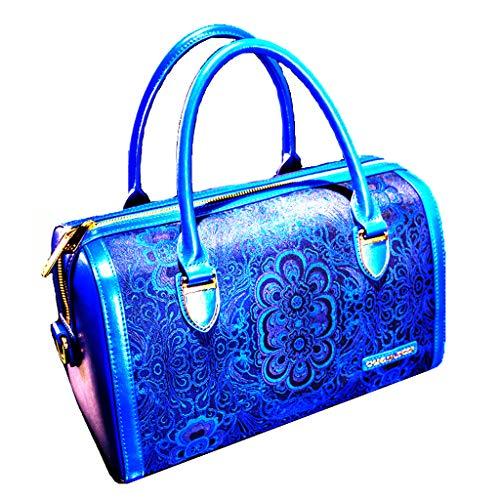 Dame Blue De Dame SongJin De Dame Sac Main Sacoche à De De à Sac Main Soie Fxq86wZ