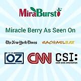 MiraBurst Miracle Berry Fruit EASY-MELT Tablets