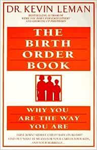 Birth order book kevin leman