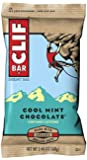 CLIF ENERGY BAR - Cool Mint Chocolate, (2.4 ounce, 12 Count)