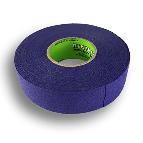 Purple Hockey Tape - Renfrew, Cloth Hockey Tape, 1
