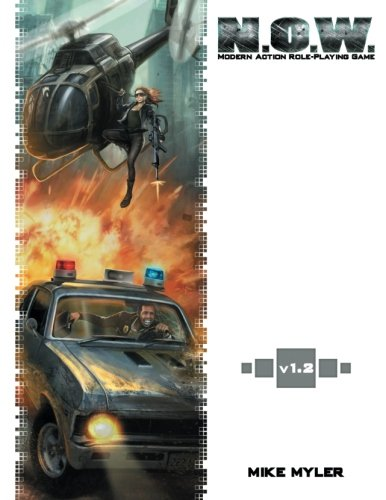 Download N.O.W. Modern Action Roleplaying Game Digest (What's OLD is NEW) pdf epub