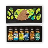 OK For Kids 6 Set - Edens Garden Essential Oil Synergy Blends - (6) 10 ml (Be...