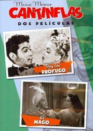 Cantinflas Double Feature - El Gendarme Desconocido / Los Tres Mosqueteros