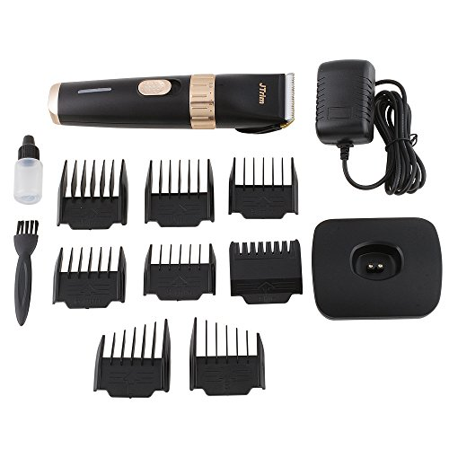 hair clippers for men by jtrim pro clipper elite 2 speeds electric beard trim. Black Bedroom Furniture Sets. Home Design Ideas