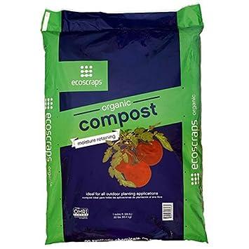 Scotts - Fertilizante para Cultivo de medios de comunicación slcm171001 plantación Compost Mix, 1-cu. FT.: Amazon.es: Jardín