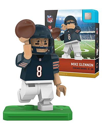 Mike Glennon OYO Chicago Bears Generation 4 G4 Mini Figure