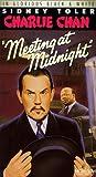 Charlie Chan: Meeting at Midnight [VHS]