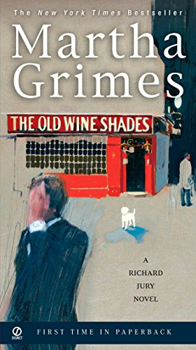 The Old Wine Shades (Richard Jury Mystery)
