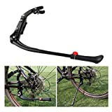 FOXNOVO Adjustable Kickstand Kick Stand Mount for MTB Mountain Bicycle Cycling Fits 24'-28'