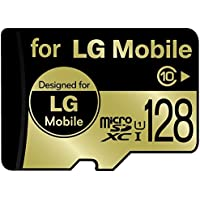 LG 128GB microSDXC microSD UHS-I/Class 10 up to 95MB/s