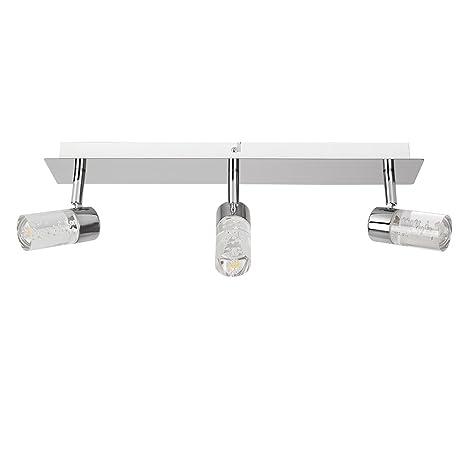MiniSun - Moderno plafón LED para el techo Ewa - regleta ...