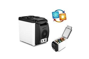 Mini Kühlschrank Für Wohnmobil : Mini kÜhlbox tragbar reise reisen auto camper 6l warm kalt 12 v