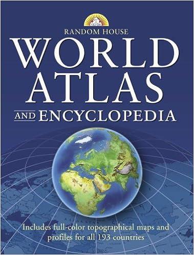 Random house world atlas and encyclopedia random house random house world atlas and encyclopedia random house 9780375426100 amazon books gumiabroncs Choice Image