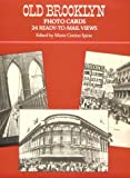 img - for Old Brooklyn Photo Cards: 24 Ready-to-Mail Views (Dover Picture Postcards) book / textbook / text book