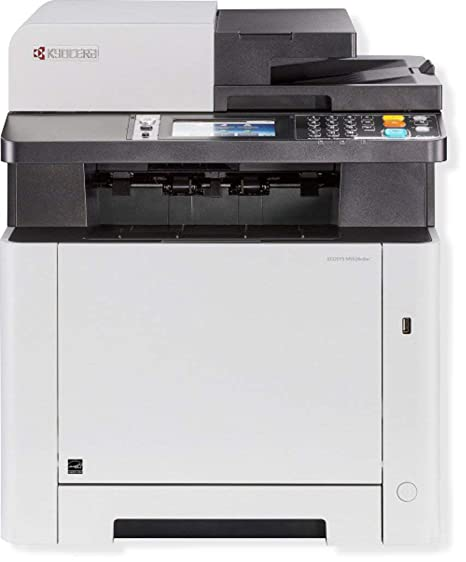 Kyocera Ecosys M5526cdw Impresora WiFi multifunción láser Color A4 | Impresora - Copiadora - Escáner - Fax | Soporte de Mobile Print para Smartphone y ...