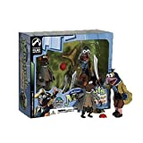 Muppets Exclusive Cabin Boy Gonzo & Rizzo Figure - Wizard World Treasure Island Box Set, Muppet Show Series