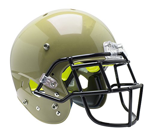 Schutt Sports Youth AiR Standard V Football Helmet (Faceguard Not Included), Metallic Vegas Gold, X-Small ()