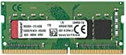 Memória Notebook DDR4-8GB / 2.400MHz - Kingston ValueRAM - KVR24S17S8/8