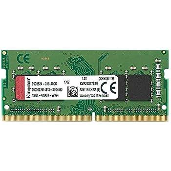 Kingston ValueRAM 8GB 2133MHz DDR4 Non-ECC CL15 SODIMM 1Rx8 ...