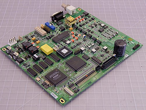 (IVY Biomedical Systems 5148-00-02, 5148-00-01 Adult 3 Lead ECG and Peak Detector Board T94522)