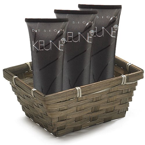 KEUNE Design Power Paste Gift Basket 3-pack