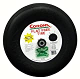 Corona AC 2600 Flat Free Wheel, Ribbed