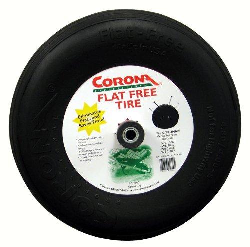 Corona AC 2600 Flat Free Wheel, Ribbed