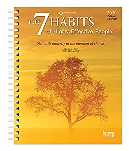 Best Self Help Books 2020.The 7 Habits Of Highly Effective People 2020 6 X 7 75 Inch
