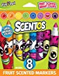 Scentos Washable Scented Markers (40605)