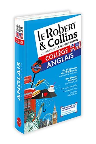 [F.r.e.e] Dictionnaire Le Robert & Collins Collège Anglais Relié (French Edition) DOC
