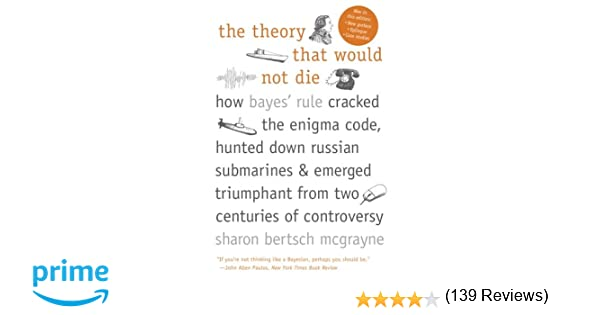 The Theory That Would Not Die How Bayes Rule Cracked The Enigma - 20 funniest reviews ever written amazon 6 cracked