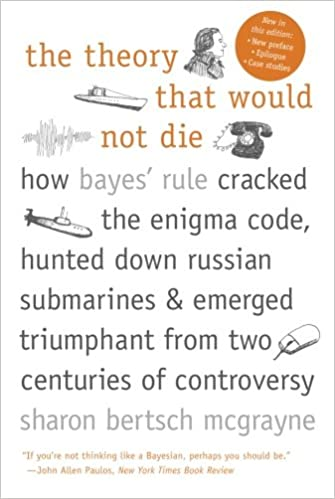 The Theory That Would Not Die: How Bayes' Rule Cracked the