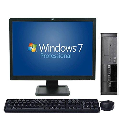 - HP Windows 7 Pro, 2.66GHz C2D, New 4GB Memory, 500GB, WiFi, 19