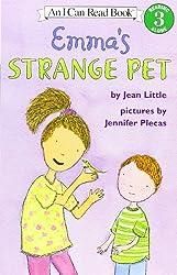 Emma's Strange Pet (I Can Read Book 3)