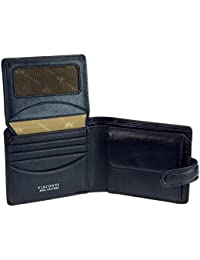 Tuscany 48 Secure RFID Blocking Genuine Leather ID Wallet