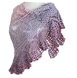 Sara Karls Crochet Triangle Cloth´s No. 3