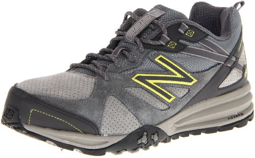 New Balance Men's MO689 Outdoor Multisport Hiking Shoe,Grey,8.5 4E US