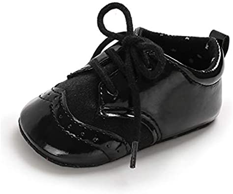 BENHERO Baby Boys Girls Oxford Shoes