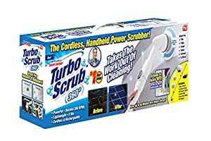 Turbo Scrub 360 Turbo Scrub-360 Cordless, Rechargeable Floor Scrubber and Tile Cleaning Machine Turbo Scrub-360 Cordless, Rechargeable Floor Scrubber and Tile Cleaning Machine
