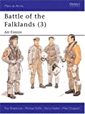 Front cover for the book Battle for the Falklands (3): Air Forces by Roy Braybrook