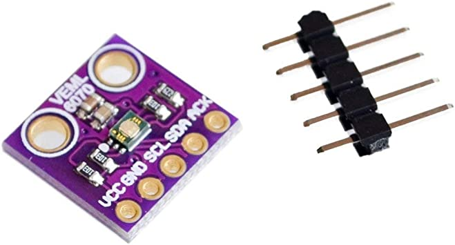 VEML6070 GY-VEML6070 UV Sensitivity Detection Light Sensor for Arduino I2C IIC