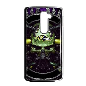 Personalized Baltimore Ravens LG G2 Case Snap On nfl LG G2 Cover