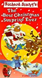 Richard Scarry's The Best Christmas Surprise Ever [VHS]