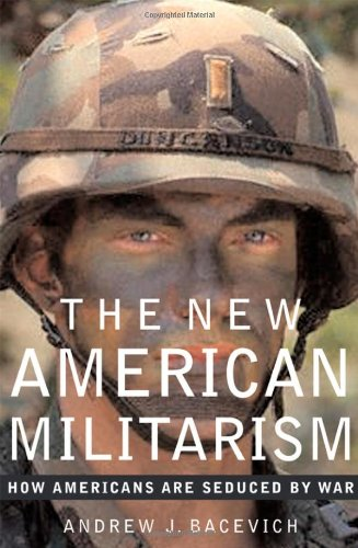 the history of american militarism