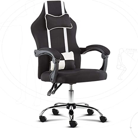 Wondrous Amazon Com Zcx Office Swivel Chair Home Rotary Lift Esports Uwap Interior Chair Design Uwaporg