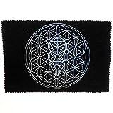 earthegy Crystal Grid Mat Kabbalah Tree 12 x 8