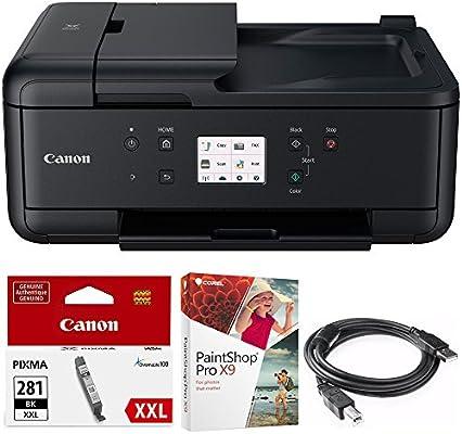 Amazon.com: Canon Pixma tr7520 inalámbrico oficina en casa ...